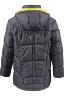 SALLER ATHLETIC zimní bunda (záda)
