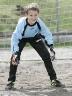 Dětský set - dres+kalhoty brankařské JUNIOR 86111-140