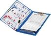 Taktická tabule - magnetická - desky 35x23 cm