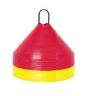 Treninkový klobouček - set 30, výška 8 cm, průměr 18 cm