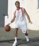 SALLER REBOUND basketbalový dres + trenky